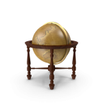 Antique Globe.H03.2k (FILEminimizer)